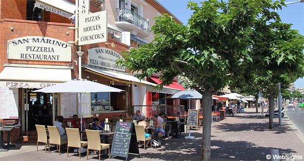 Cagnes-sur-Mer restaurant