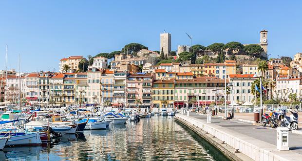 Cannes havn