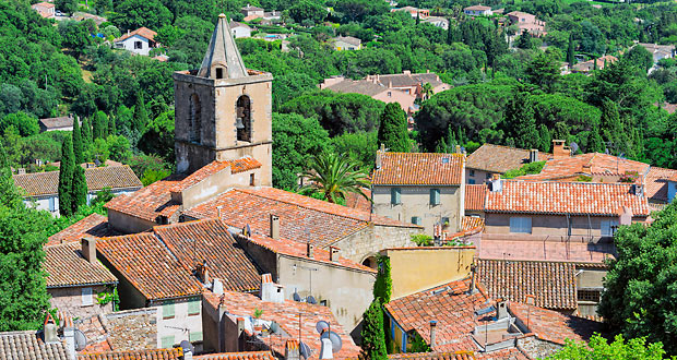 Grimaud Cote d'Azur