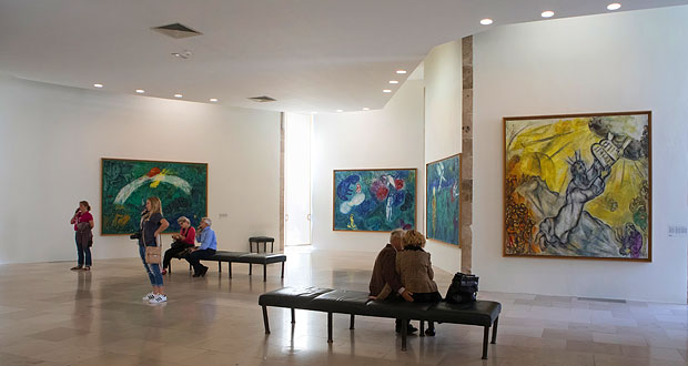 Marc Chagall museum Nice