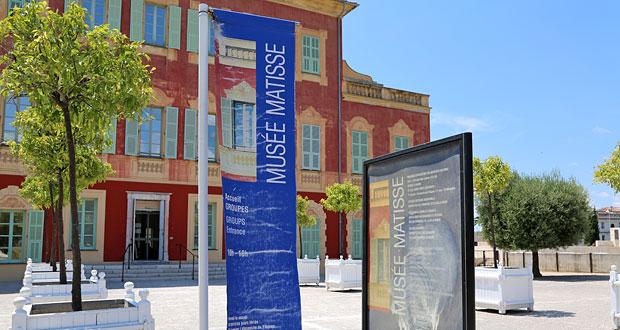 Matisse museum Nice