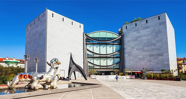 Museum for moderne kunst Nice